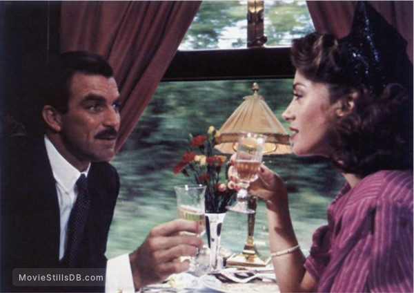 Lassiter - Publicity still of Tom Selleck & Jane Seymour
