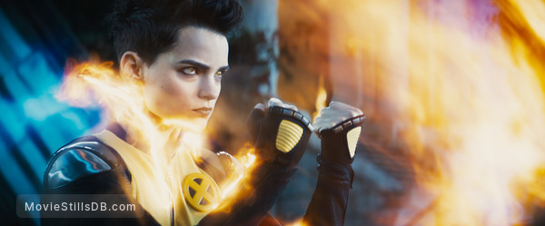 Deadpool 2 - Publicity still of Brianna Hildebrand