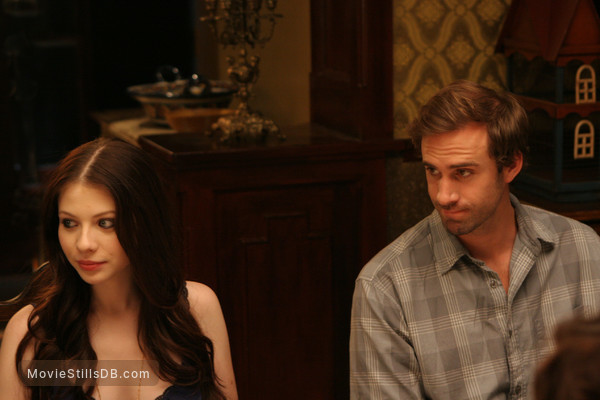 Against the Current - Publicity still of Michelle Trachtenberg & Joseph Fiennes