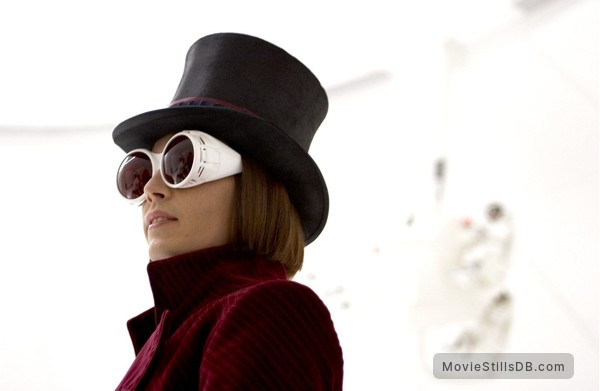 Charlie and the Chocolate Factory - Publicity still of Johnny Depp