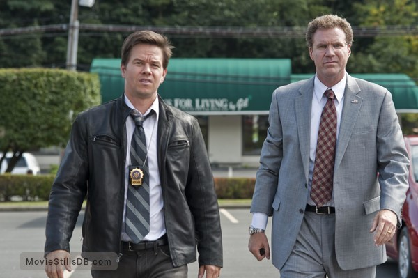 The Other Guys - Publicity still of Mark Wahlberg & Will Ferrell