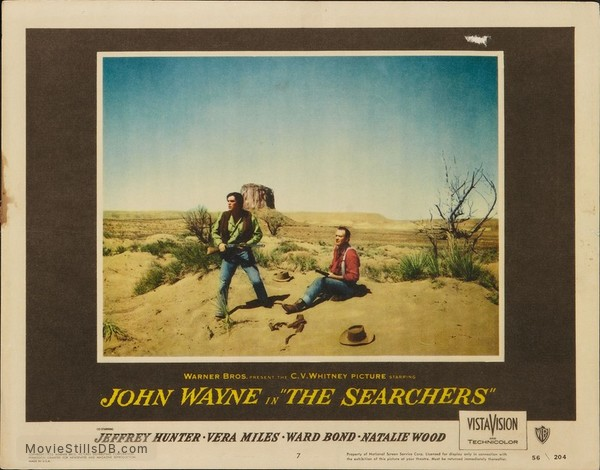 the searchers essays and reflections
