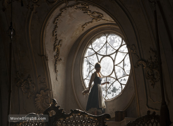 Beauty and the Beast - Publicity still of Emma Watson