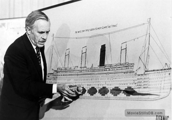 Raise the Titanic - Publicity still of Jason Robards