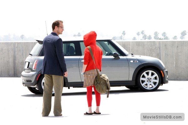 Hard Candy - Publicity still of Patrick Wilson & Ellen Page