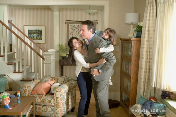 Ramona and Beezus - Publicity still of John Corbett, Selena Gomez & Joey King