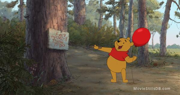 Winnie the Pooh - Publicity still