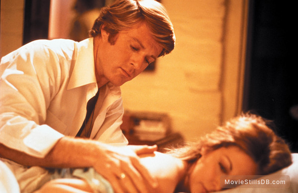 The Candidate - Publicity still of Robert Redford & Karen Carlson