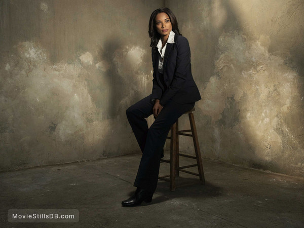 The Forgotten - Promo shot of Rochelle Aytes