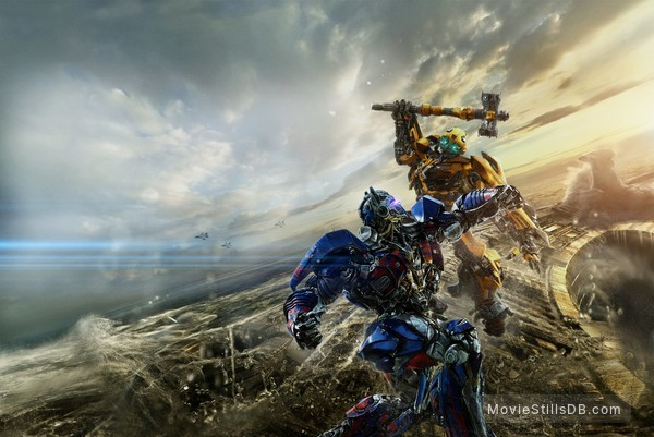 Transformers: The Last Knight - Promotional art