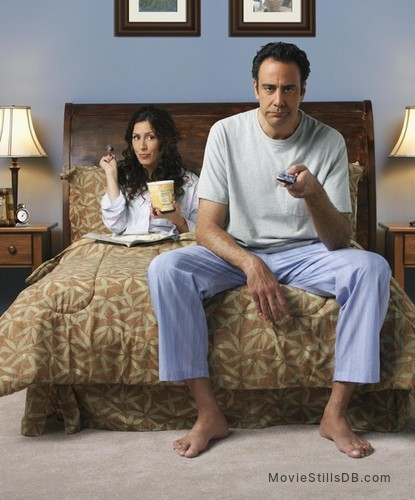 'Til Death - Promo shot of Brad Garrett & Joely Fisher