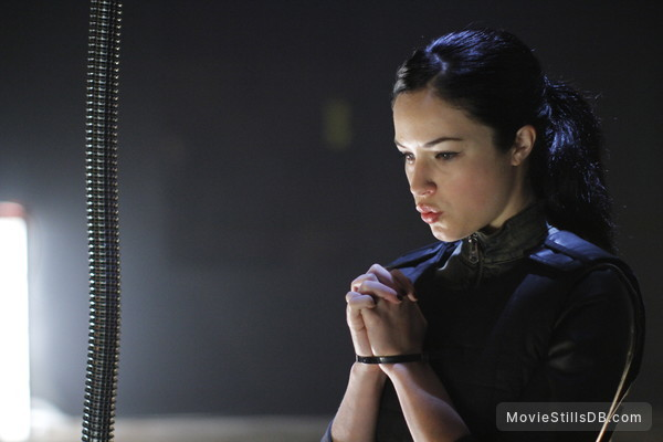 The Anomaly - Publicity still of Alexis Knapp