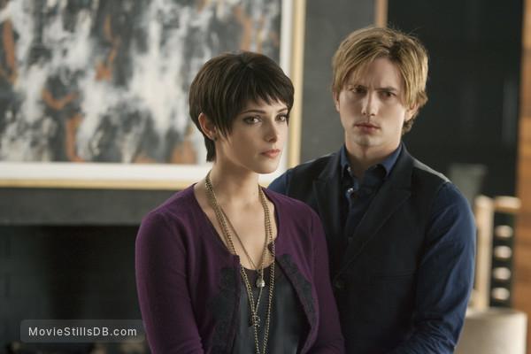 The Twilight Saga: Breaking Dawn - Part 1 - Publicity still of Ashley Greene & Jackson Rathbone