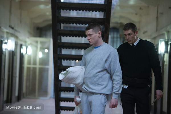 Starred Up - Publicity still of Jack O'Connell