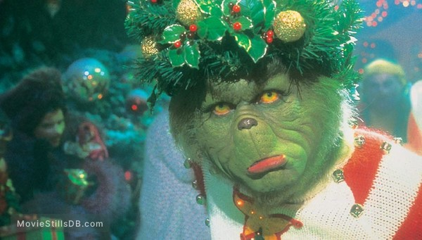 how the grinch stole christmas publicity still of jim carrey - How The Grinch Stole Christmas Jim Carrey