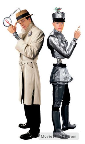 Inspector Gadget 2 - Promo shot of French Stewart & Elaine ...