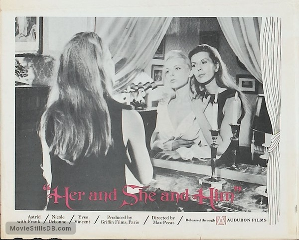 Claude et Greta - Lobby card