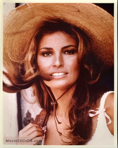100 Rifles - Publicity still of Raquel Welch