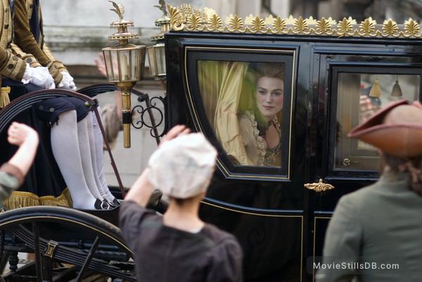 The Duchess - Publicity still of Keira Knightley
