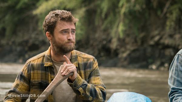 Jungle - Publicity still of Daniel Radcliffe