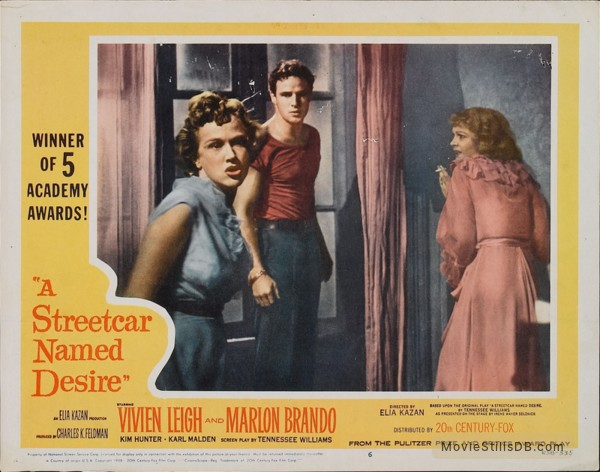 a streetcar named desire as i lay Find the quotes you need in tennessee williams's a streetcar named desire a streetcar named desire quotes from litcharts | the creators you ought to lay off.