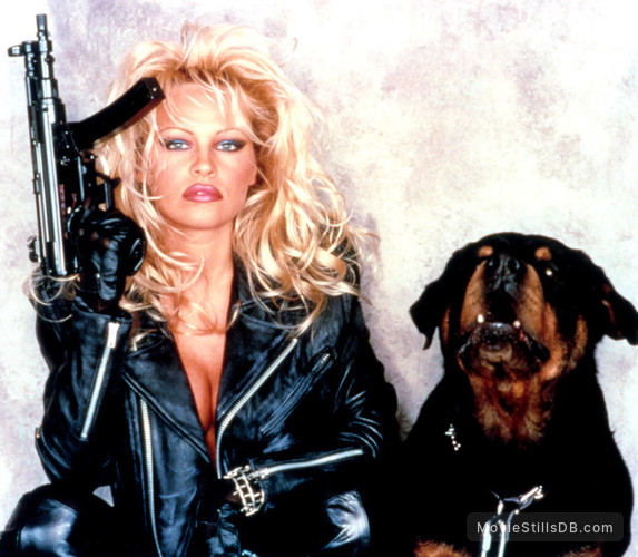 Uses Of Barb Wire : Barb wire promo shot of pamela anderson