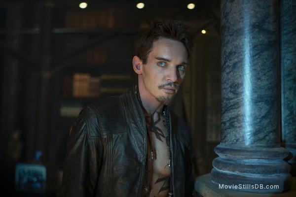 The Mortal Instruments: City of Bones - Publicity still of Jonathan Rhys Meyers