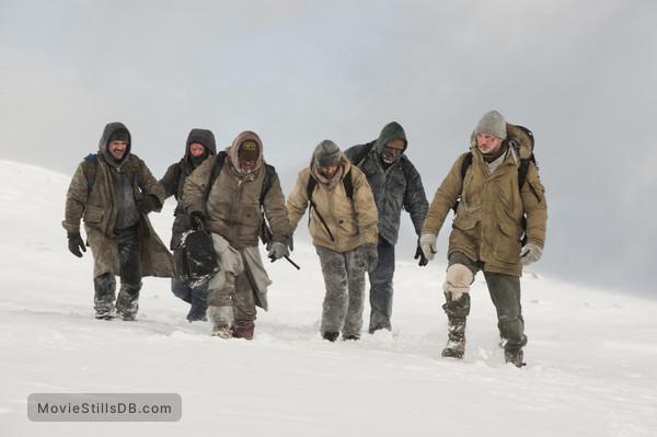 The Grey - Publicity still of Liam Neeson