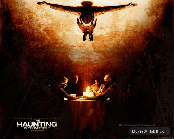 The Haunting in Connecticut - Wallpaper with Amanda Crew, Elias Koteas, Kyle Gallner & Virginia Madsen