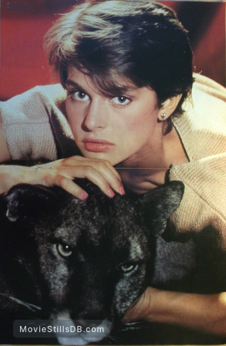 Cat People - Promo shot of Nastassja Kinski