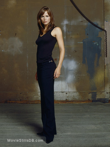 Alias - Promo shot of Jennifer Garner