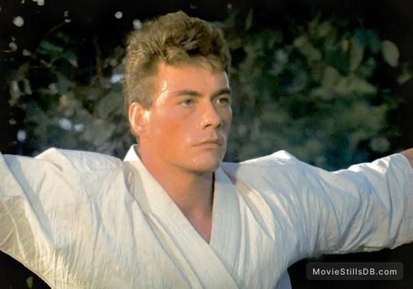 Bloodsport - Publicity still of Jean-Claude Van Damme