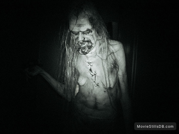 [Rec] - Publicity still of Javier Botet