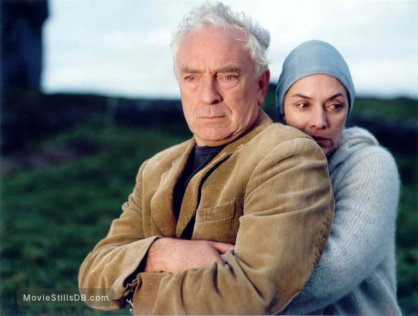 Morlang - Publicity still of Paul Freeman & Diana Kent