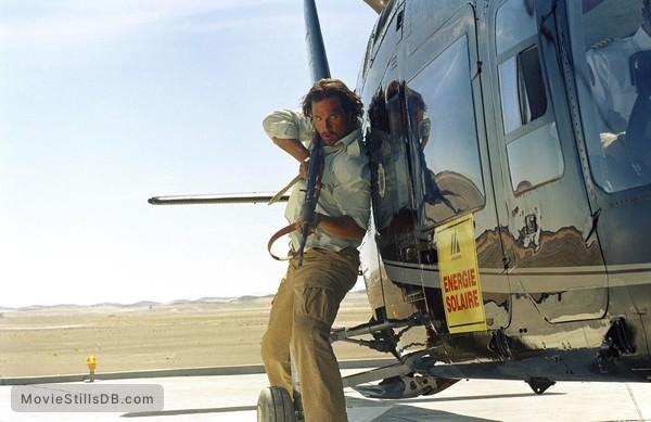 Sahara - Publicity still of Matthew McConaughey