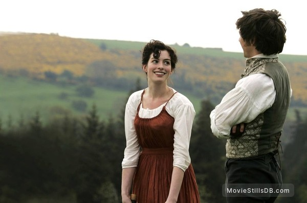 Becoming Jane Publicity Still Of Anne Hathaway James Mcavoy