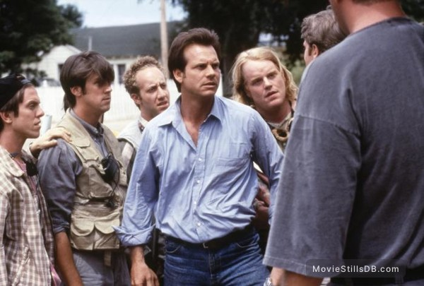 Twister publicity still of sean whalen alan ruck for Twister cast