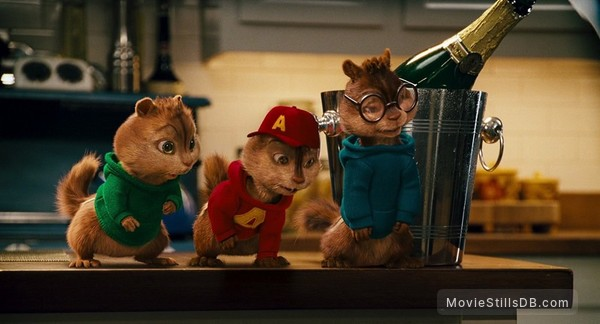 Alvin and the Chipmunks - Publicity still