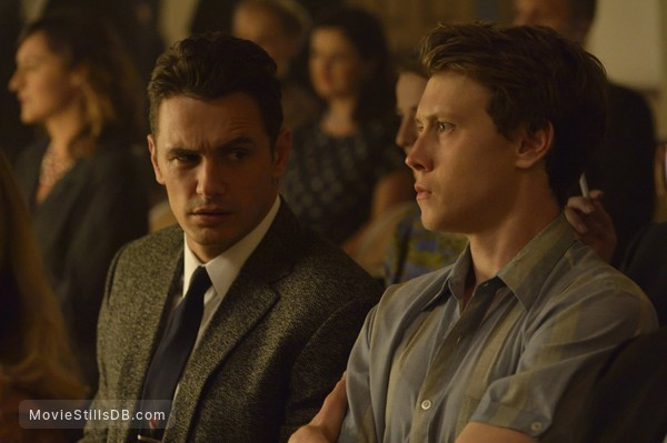 11.22.63 - Publicity still of James Franco & George MacKay
