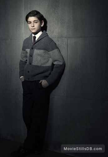 Gotham - Promo shot of David Mazouz