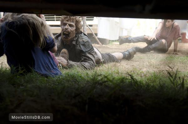 The Walking Dead - Publicity still of Alanna Masterson
