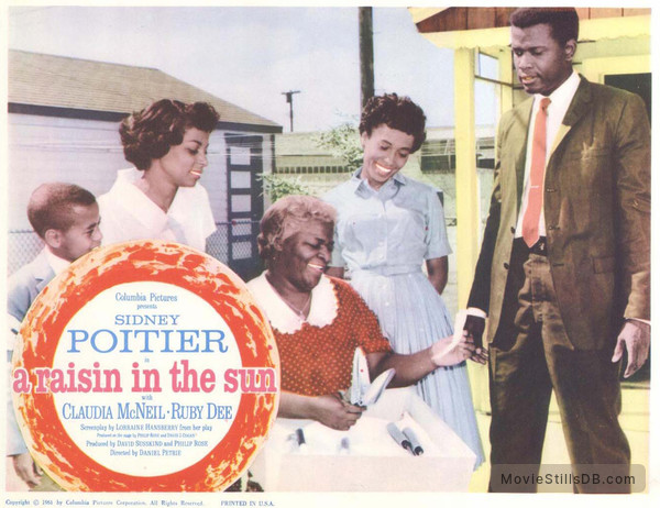the character of walter in the play a raisin in the sun by lorraine hansberry