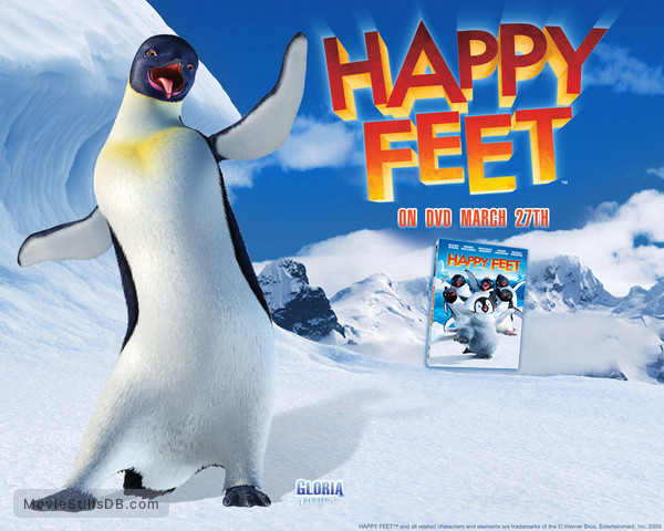 Happy Feet - Wallpaper
