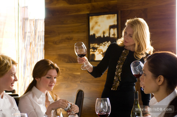 No Reservations - Publicity still of Patricia Clarkson, Jenny Wade & Lily Rabe