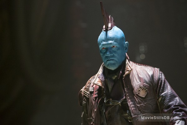 Guardians of the Galaxy Vol. 2 - Publicity still of Michael Rooker