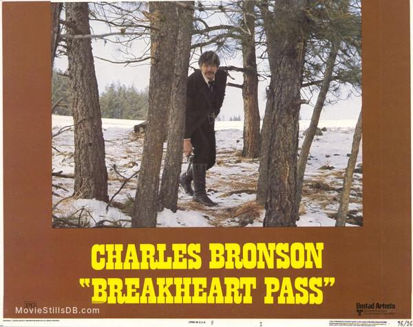 Breakheart Pass - Lobby card