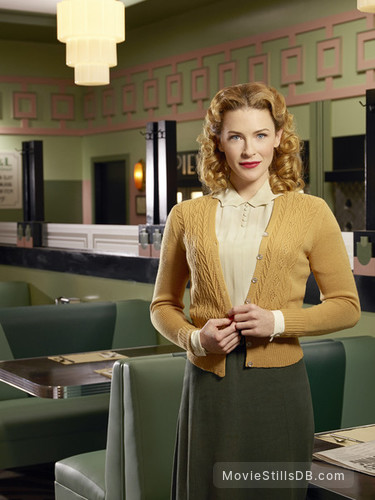 Agent Carter - Promo shot of Bridget Regan