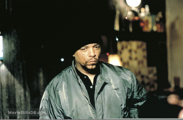 'R Xmas - Publicity still of Ice T