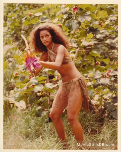 Beautiful island women