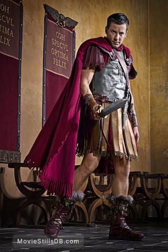 Spartacus: Blood And Sand - Promo shot of Craig Parker